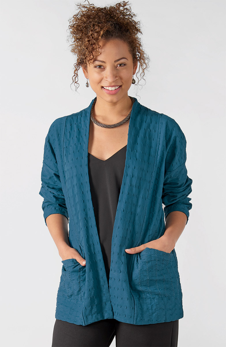 Karuna Jacket - Teal