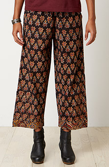 Kesari Pant - Black/multi
