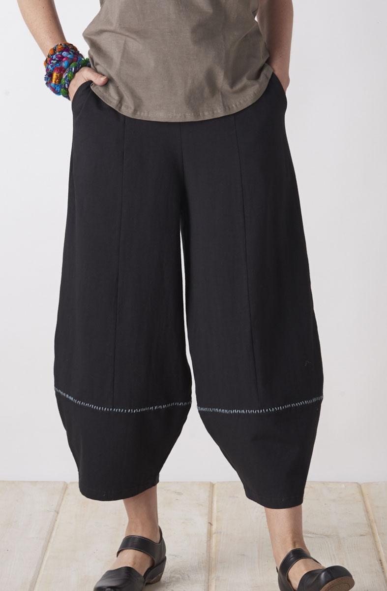 Shillong Pant - Black