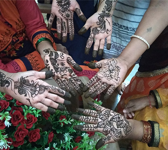 Mehndi Ancient Body Art Blog Marketplace Handwork Of India