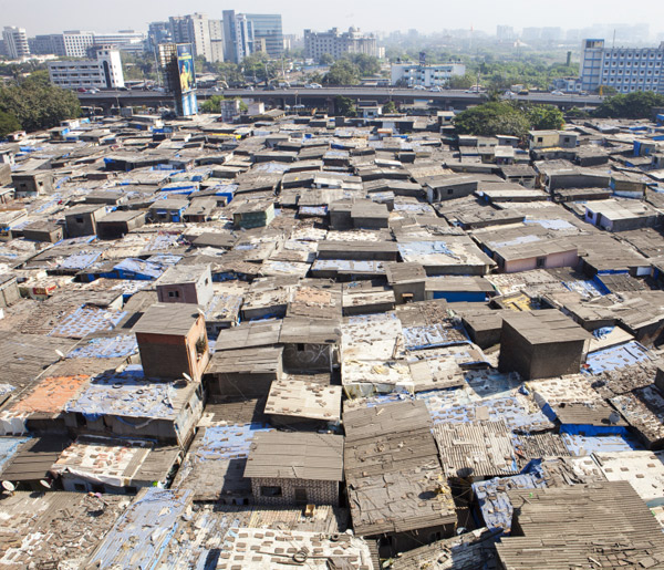 Below the Surface: A Community in the Slums