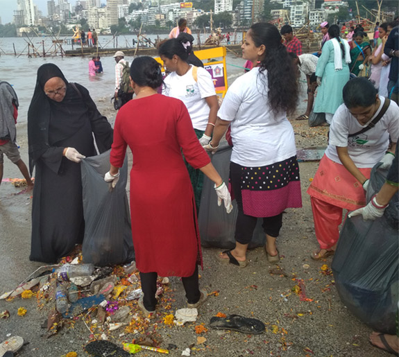 Beach Cleaning Day