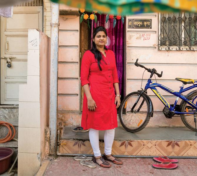 Meet Sadhna Vishwakarma