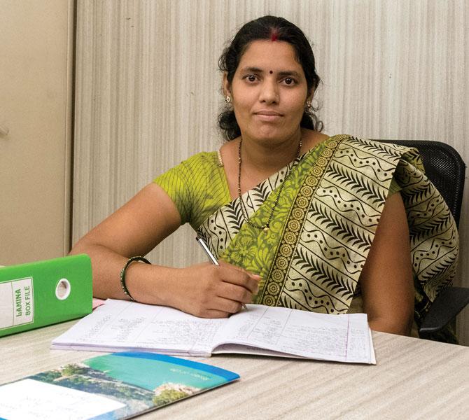 Meet Sanju Maurya