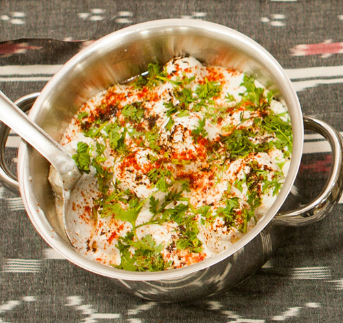 Dahi Wada: A Cooling Snack or Side Dish