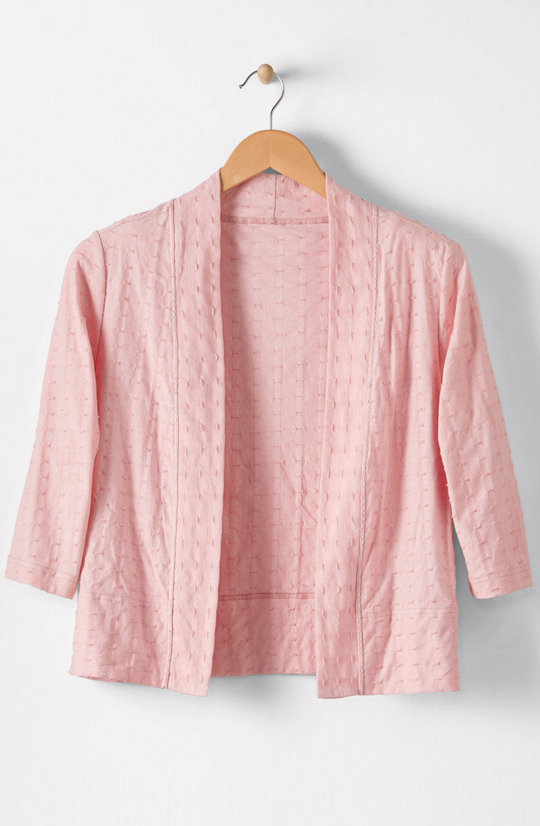 Kodai Jacket - Pink lemonade