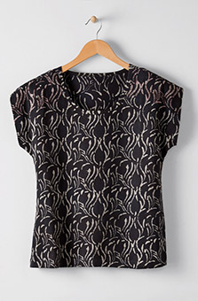 Tivisha Top - Black