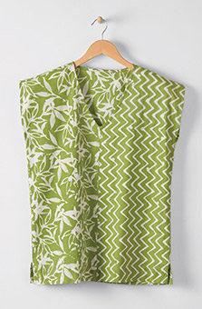 Nisha Top - Fern
