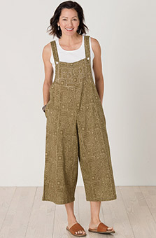 Deepti Overall - Olive