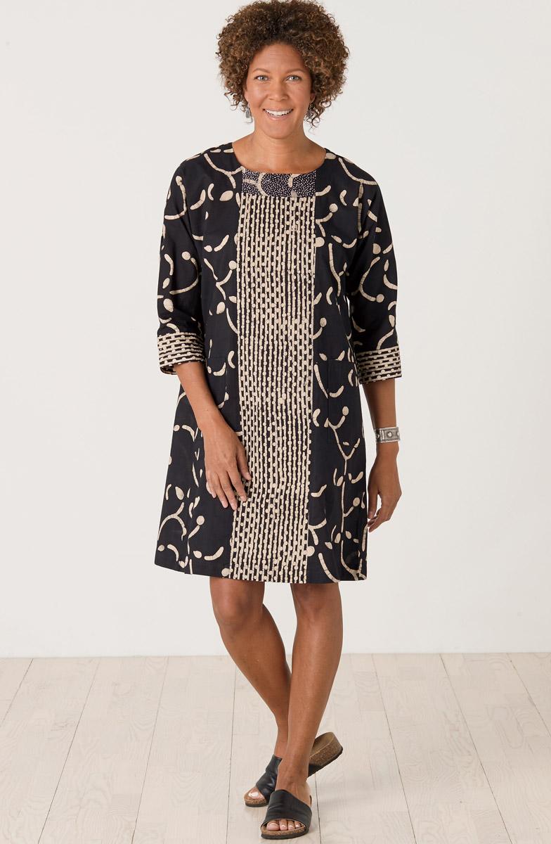 Patna Dress - Black