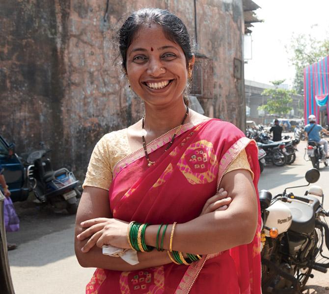Meet Kalpana Chikne