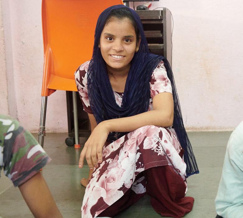 Meet Shabnam Sheikh