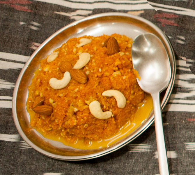Carrot Halwa: A Healthy Dessert
