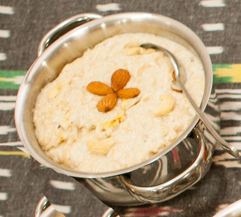 Vermicelli Kheer: Nutritious Dessert