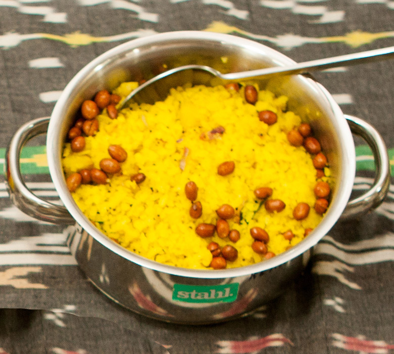 Potato Poha: Healthy Snack or Side Dish