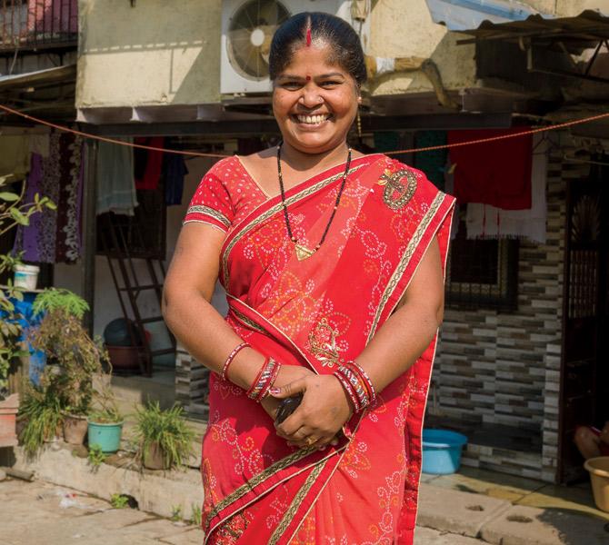 Meet Shanti Gupta