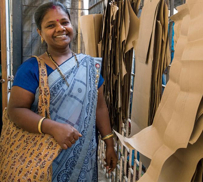 Meet Laxmi Vishwakarma