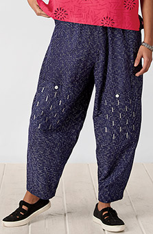 Field Pant - Navy