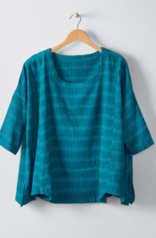 Madhu Top - Turquoise