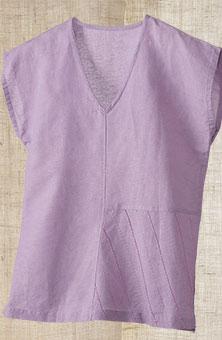 Nisha Top - Lavender