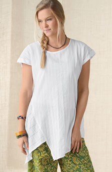 Sonali Top - White
