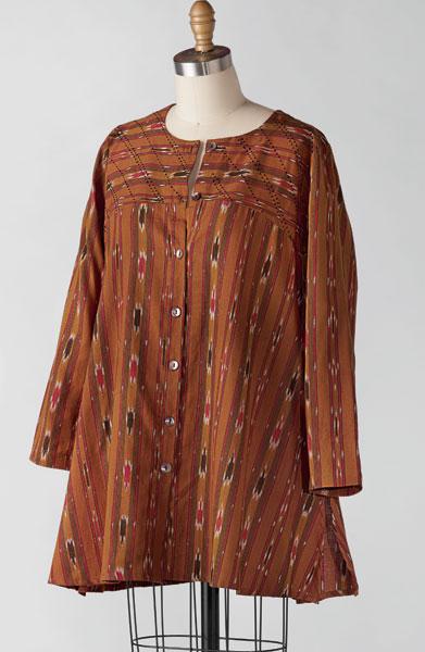 Tulsi Jacket - Cinnamon
