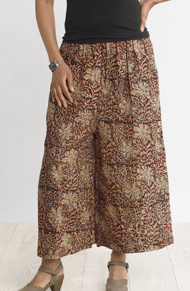 Lavasa Pants - Claret