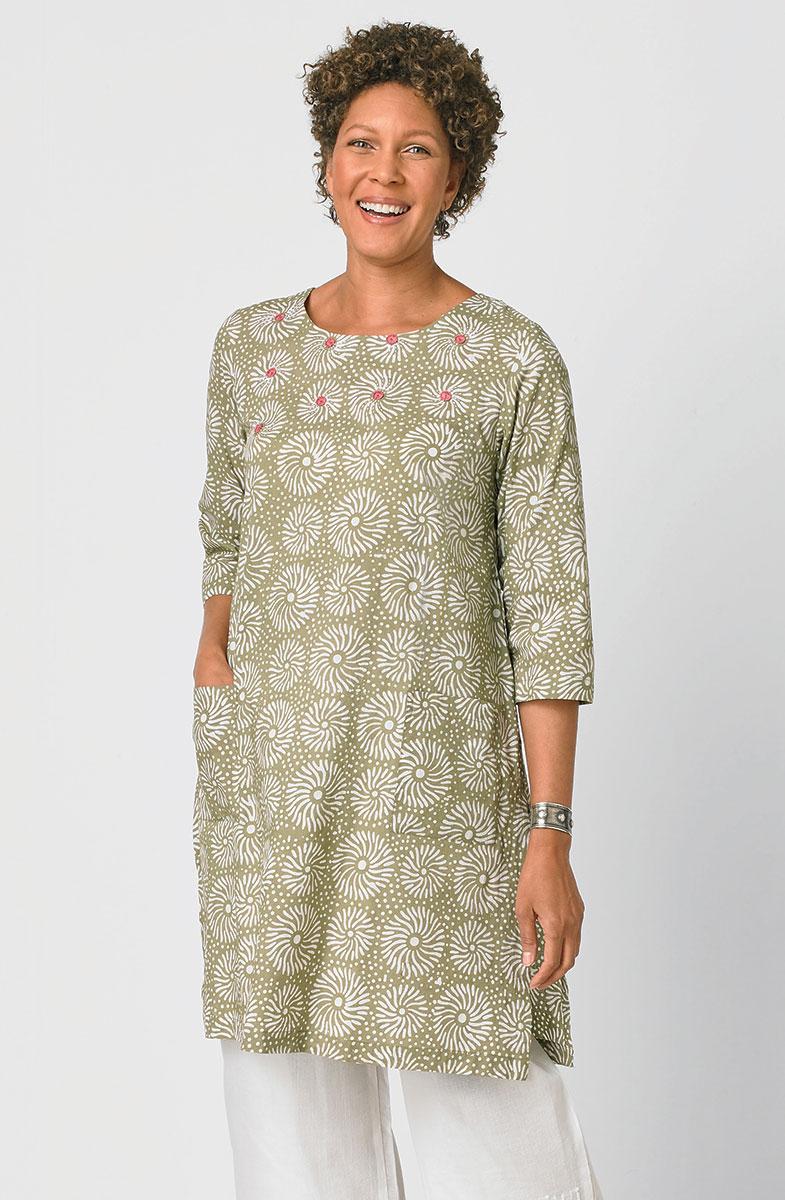 Rakhi Kurta - Sage