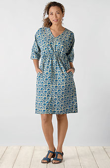 Aboli Dress - Chambray