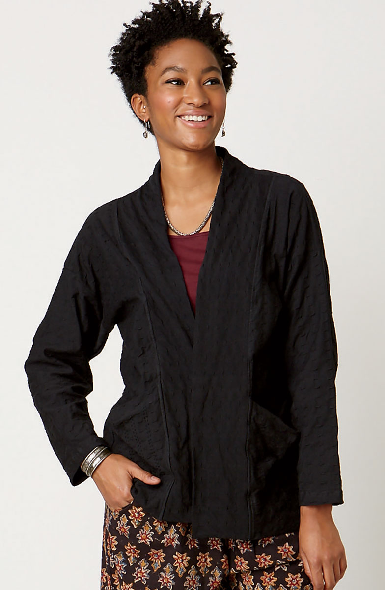 Karuna Jacket - Black