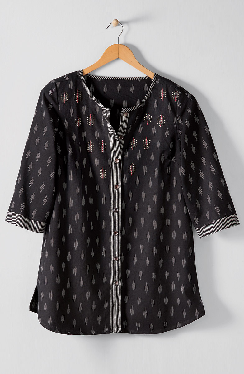Sanoli Tunic - Black