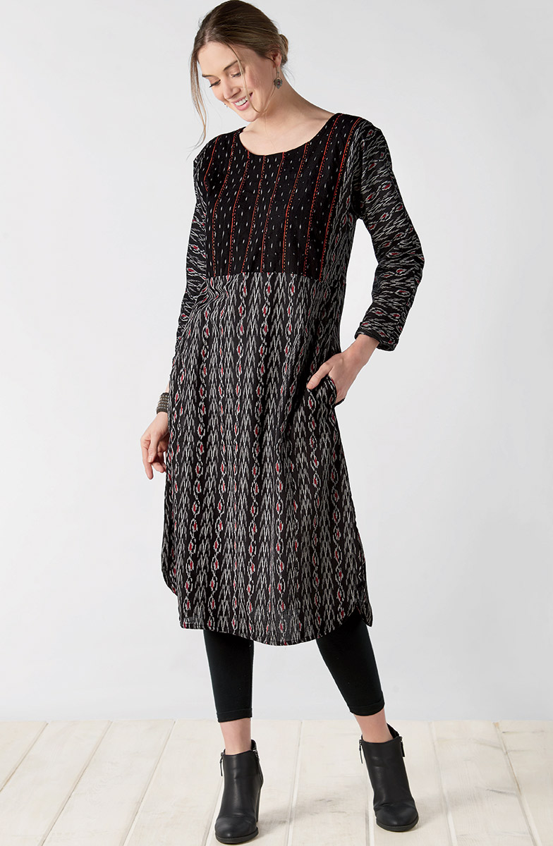 Rashida Dress - Black