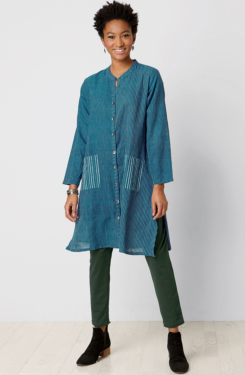 Tarini Shirt - Blue