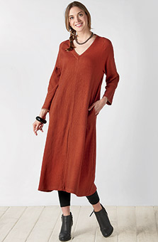 Smita Dress - Paprika