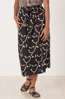 Akila Skirt - Black