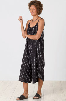 Champa Jumpsuit - Black