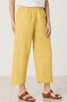 Kesari Cargo Pant - Citron