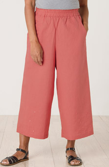 Amaya Pant - Sunwashed red