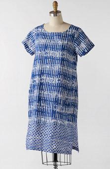 Rashmi Dress - Sapphire