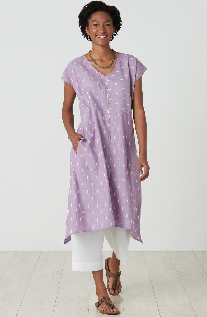 Shefali Dress - Wisteria