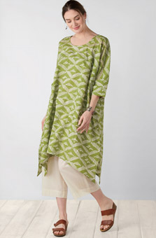 Pali Dress - Fern