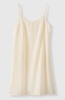 Midi-length Cami - Natural