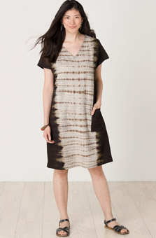 Avni Dress - Black