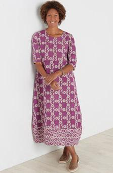 Ratna Dress - Lilac