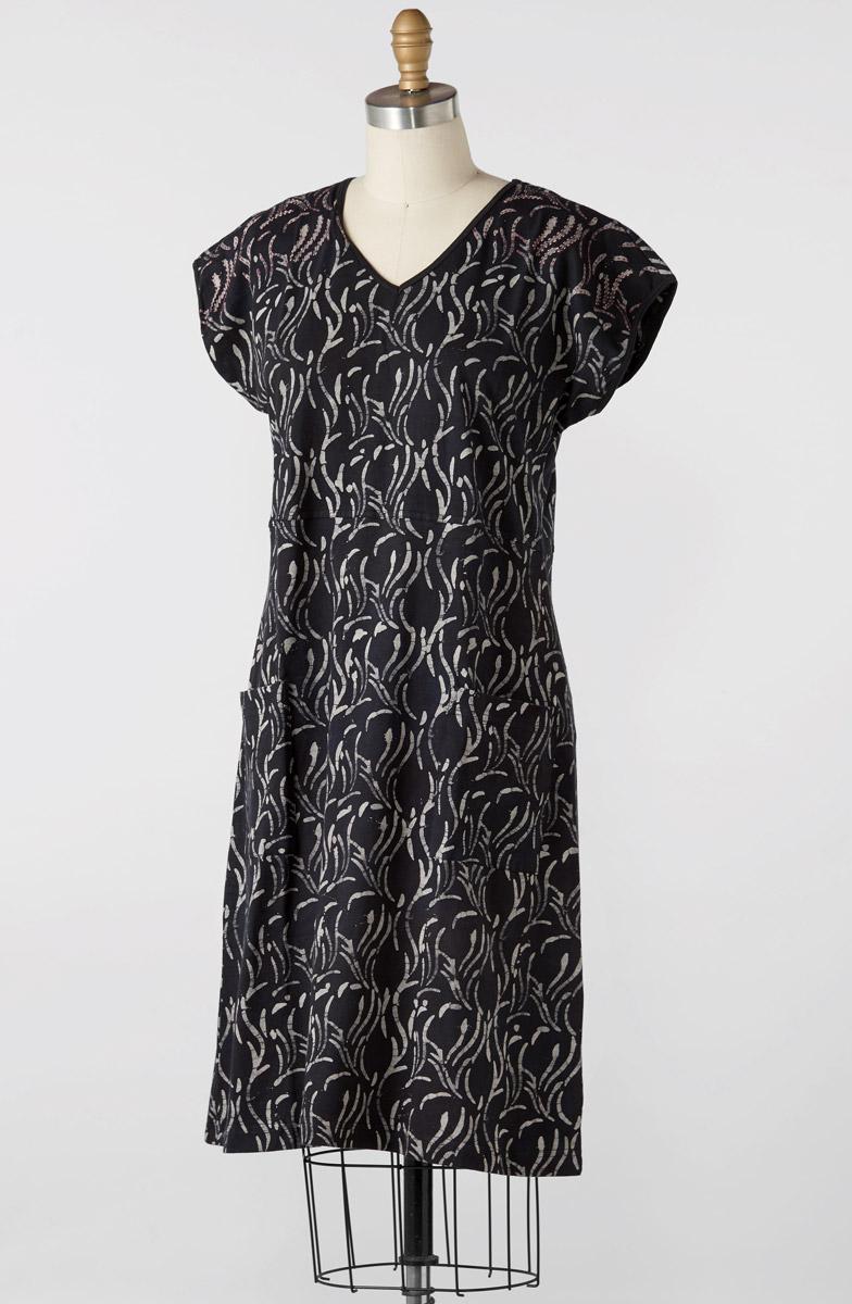 Kohima Dress - Black
