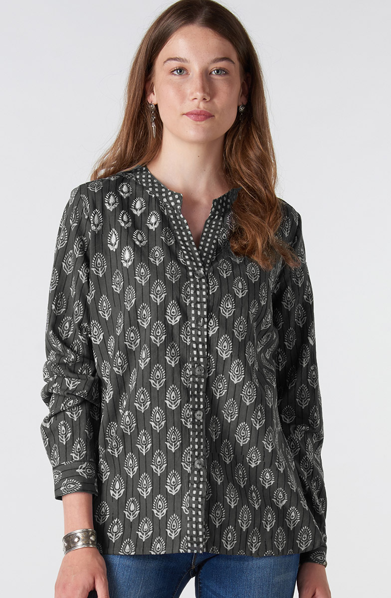 Tohana Shirt - Rye