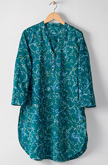 Aditi Tunic - Teal