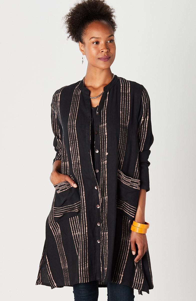 Tarini Shirt - Black
