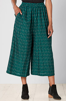 Lavasa Pant - Evergreen