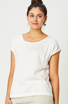 Tivisha Top - White